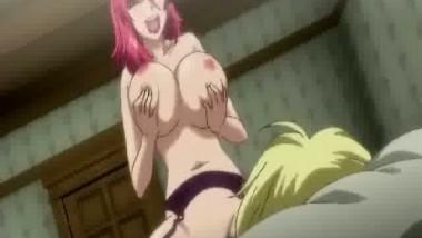 Big Tits Redhead