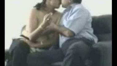 Desi Lovers on Couch Goes naked Doing Hot Sex Mms
