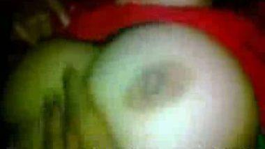 Drunk Gf Juicy Boobs Exposed and Pressed