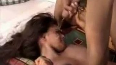 Cute Indian Girl Gets Facial