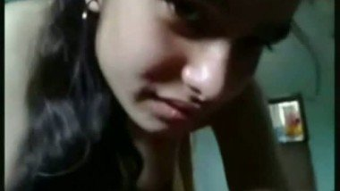 Desi Bangla Gf Nude GIving Hot Blowjob & Get Fucked