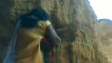 Desi porn mms of village girl outdoor fun with lover