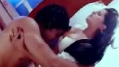 Blue Tamil Night Romance Bedroom