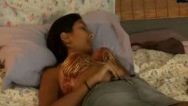 Namrita And Sexy Bed Par 1