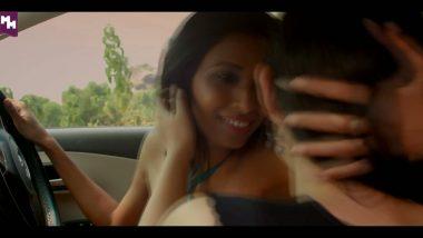 Lesbian college girl's short film