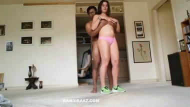 Indian NRI boy with GF making porn video