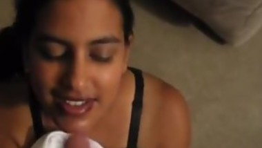 indian blowjob and facial at home