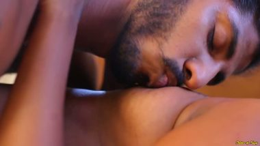 Indian xxx home sex of desi Tamil girl Sanjana