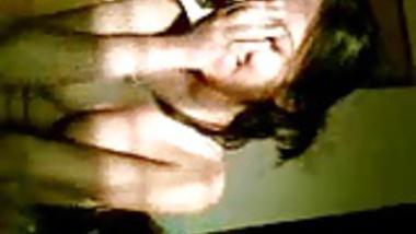 Desi beautiful Muslim girl Nusrat & Joy sex wd Bengali Audio