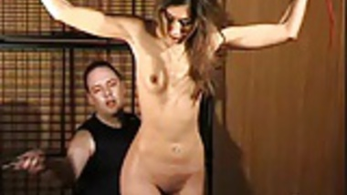Indian Sahara Knite in hard spanking and electro bdsm