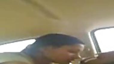 22 Mallu Babe Blowjob n Riding Hard in Car
