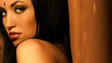 Deep Intense Bollywood Beauty