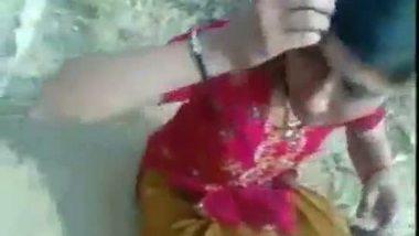 Punjabi village girl outdoor sex