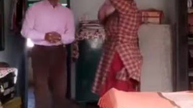 Hot foreplay of a matured bhabhi with her neigbor