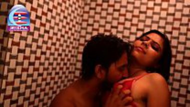 Making of an Indian blue film in a shower