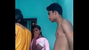 Tamil aunty having an affair with the young guy