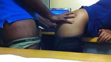 Indian Office Slut gets fucked for promotion