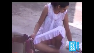 Upskirt Video Of Desi Aunty Without A Panty - Indian Porn Tube Video
