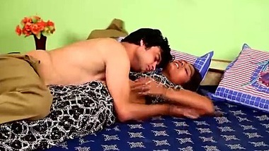 NAVEL - Desi Girl Hot Romance With Police Officer - Hot Hin