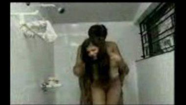 Delhi College Girl's Shower Sex