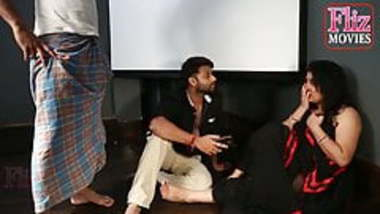Desi Bhabhi getting fcuked roughly in this webseries.