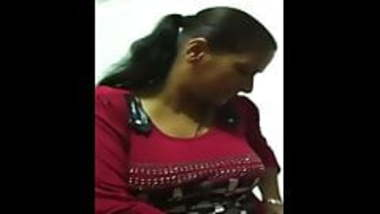 Punjabi Mature Bhabhi Shows Breasts And Areolas.
