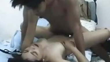Desi couple sex in a private room (hindi talk)