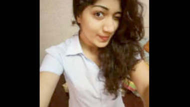 Sexy Desi Girl Blowjob